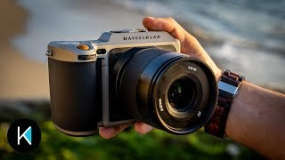 Hasselblad X1D REVIEW - SEXY EVERYTHING!