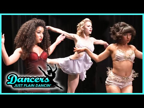 Dancers: Just Plain Dancin' Regionals Part 1 - The Solos - Ep 5