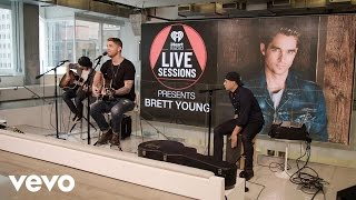 Download Lagu Brett Young - You Ain't Here To Kiss Me (Live on the Honda Stage at iHeartRadio NY) Gratis STAFABAND