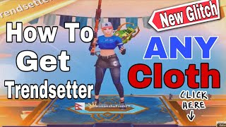 *NEW GLITCH* HOW TO GET TRENDSETTER( 1st Place) Any Cloth- Creative Destruction