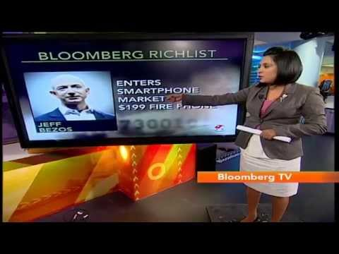 In Business: Bloomberg Rich List: Top 3 Gainers