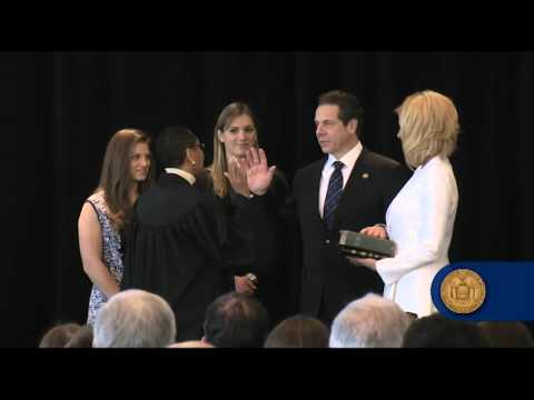 2015 New York State Gubernatorial Inauguration