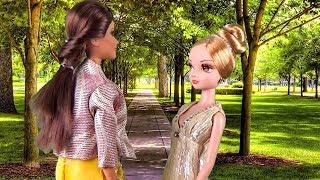 БАРБИ ИЗМЕНА!! Barbie Куклы Барби Мультик на русском Мультфильм для детей Barbie Girl #107