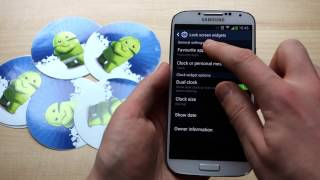Three ways to add camera shortcuts to the Galaxy S4 lock screen