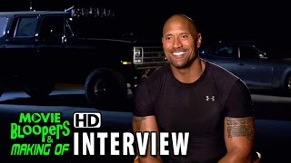 Furious 7 (2015) Behind The Scenes Movie Interview - Dwayne Johnson (Hobbs)
