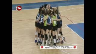 Tepebaşı Gençlik 3 - Nova Gençlik 0 TVF Kadınlar 2.Lig