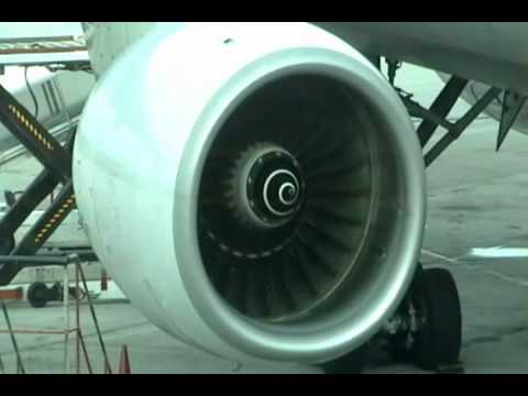 Boeing Jet Engine Jet Engine of Boeing 777