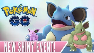 New Shiny Event in Pokémon GO! *ONE DAY ONLY!* Shiny Nidoran for National Women Day!