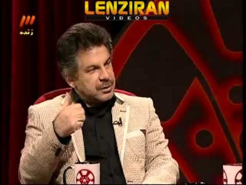 A film director and producer express his views about cinema in Iran on Iranian  TV