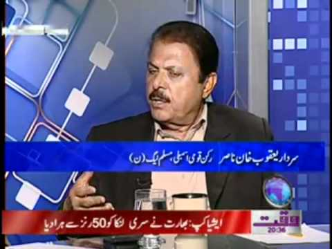 Hot Line (Mehrangate Scandal and Pak Politics) 13 March 2012