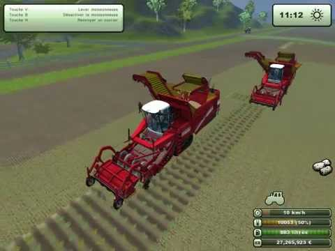 Machine a Betterave Farming Simulator 2013 Sur Farming Simulator 2013