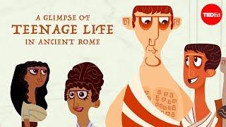 Een glimp van het leven in het Oude Rome - Ray Laurence