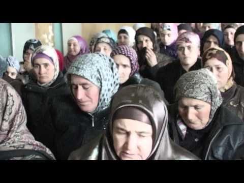 من مهرجان مسلمات داغستان