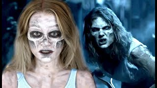 ZOMBIE TAYLOR SWIFT DRUGSTORE TUTORIAL - LOOK WHAT YOU MADE ME DO   sophdoesnails