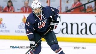 Julie Chu | Making Team USA