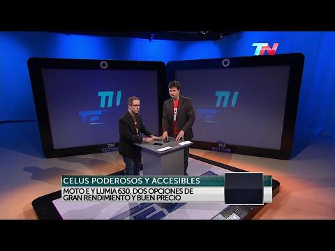 TN Tecno 237-2 Lumia 630 y Moto E