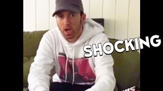 Eminem Admits He Cant Respond To MGK...