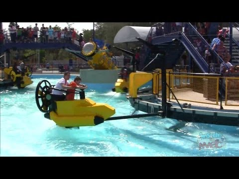 All LEGOLAND Florida rides including roller coasters, dark rides, and more