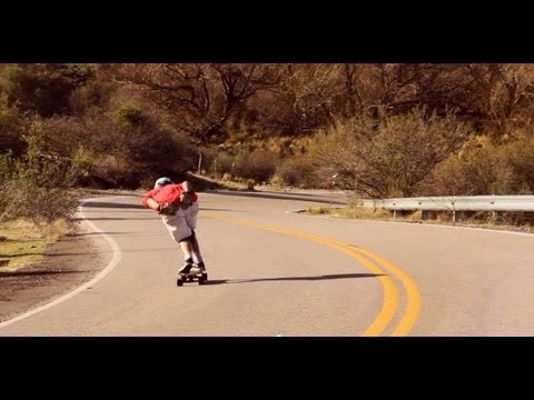 LANDSCAPE SURFERS - Fer Raimondi | Longboard Video | BP - KY SYGNI