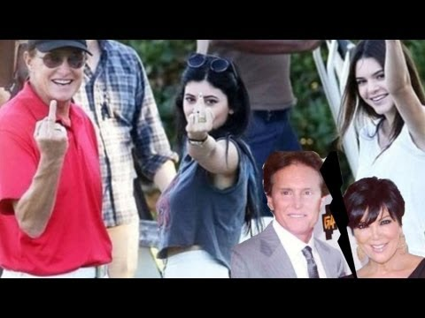 Kris and Bruce Jenner Separate: Kylie and Kendall Pick Sides?!