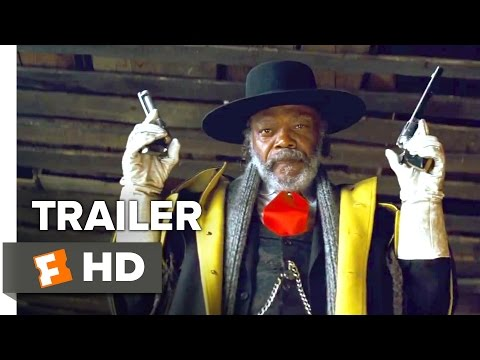 VIDEO: THE HATEFUL EIGHT OFFICIAL TRAILER #1 (2015) - SAMUEL L. JACKSON, KURT RUSSELL MOVIE HD