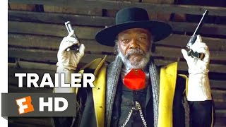 The Hateful Eight Official Trailer #1 (2015) - Samuel L. Jackson, Kurt Russell Movie HD