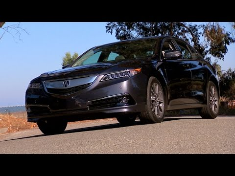 CNET On Cars - 2015 Acura TLX V-6 Advance - Ep. 54