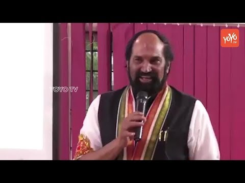 Telangana Congress President Uttam Kumar Reddy Speech at Press Club | Kaleshwaram Project | YOYO TV