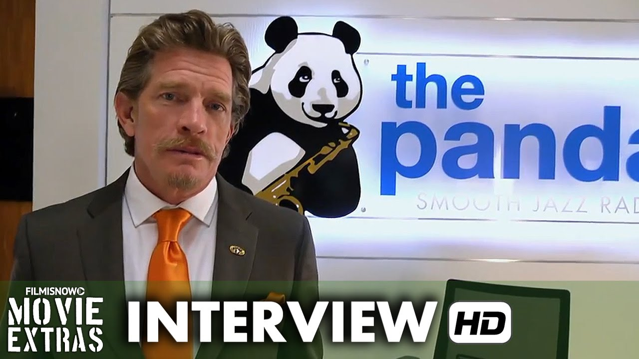 Daddy's Home (2015) Behind the Scenes Movie Interview - Thomas Haden Church is 'Leo Holt'