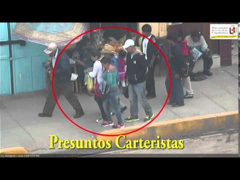 SERENAZGO CAJAMARCA - Video Vigilancia Abril 2014 / 07-05-14