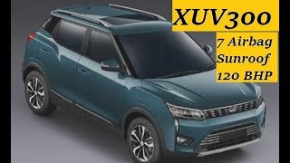 Mahindra XUV300 Explained in 3 Minutes. Can Beat Brezza, Ecosport, Nexon