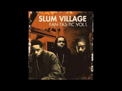 Slum Village - Pregnant: Baatin