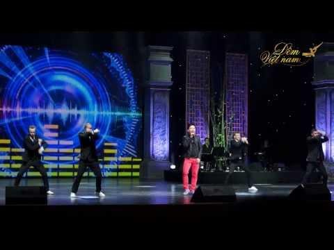 Liên khúc Tuấn Hưng hát ở Tết Xa Quê - Moscow 2014