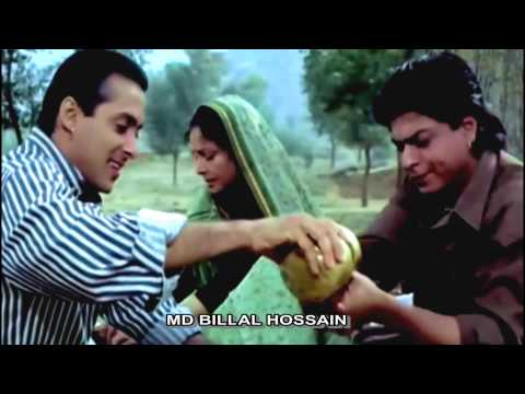 Ye Bandhan To Pyaar Ka Bandhan Hai song Karan Arjun YouTube
