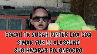 Hafalan Doa-Doa versi anak TK SUPER AMAZING   Dinda Aulia Alasgung   RIRHTY