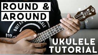 Round And Around Ukulele Tutorial Kolohe Kai