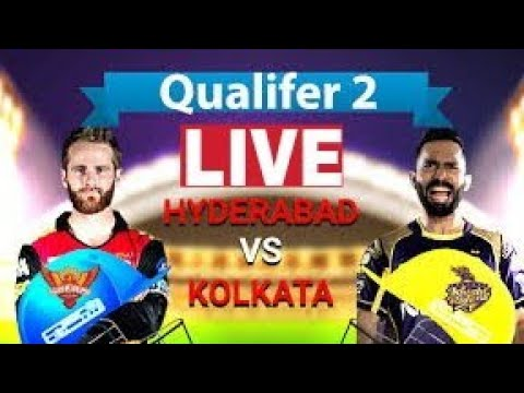 Srh vs kkr ipl match 2018 Qualifer 2