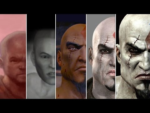 Full Story of Kratos (Ascension, Chains of Olympus, 1, Ghost of Sparta, 2 y 3) thumbnail