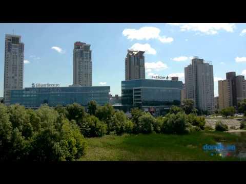 Обзор Березняков - Березняки - район Киева видео