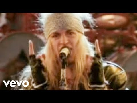 Poison - Ride The Wind video