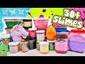 HUGE Slime Smoothie! Mixing 30+ Satisfying Slimes! Doctor Squish