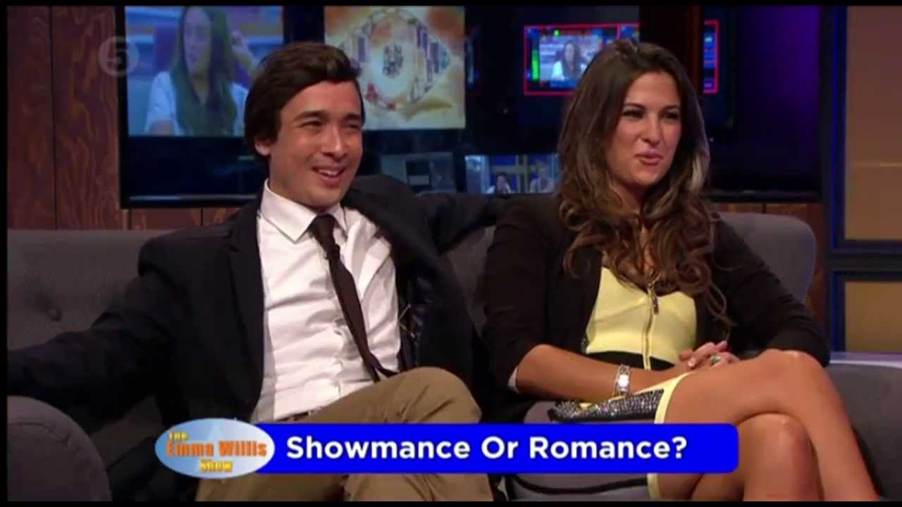 Showmance or romance cbb bbbots clip 2013 dexter charlie youtube for Watch celebrity showmance