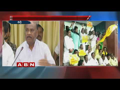 TDP leaders Angry on BJP Leader GVL Narasimha Rao Comments