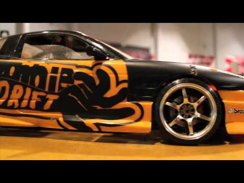 RCDRIFT - Grip ZERO 2011 - Round 2 - Thiers