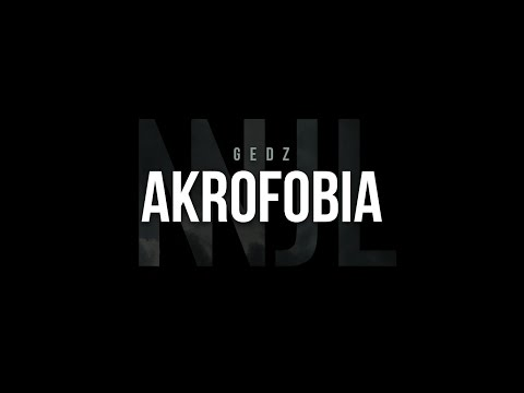Gedz - Akrofobia (prod. Grrracz) [Audio]