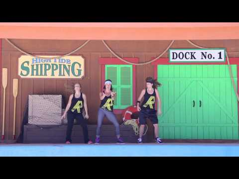Hawaiian Falls Fitness Break With Refit - Follow The Leader video