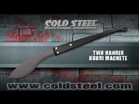 Two Handed Kukri Machete