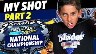 How Far Did I Get? Beyblade Burst World Tour Championship (Part 2)