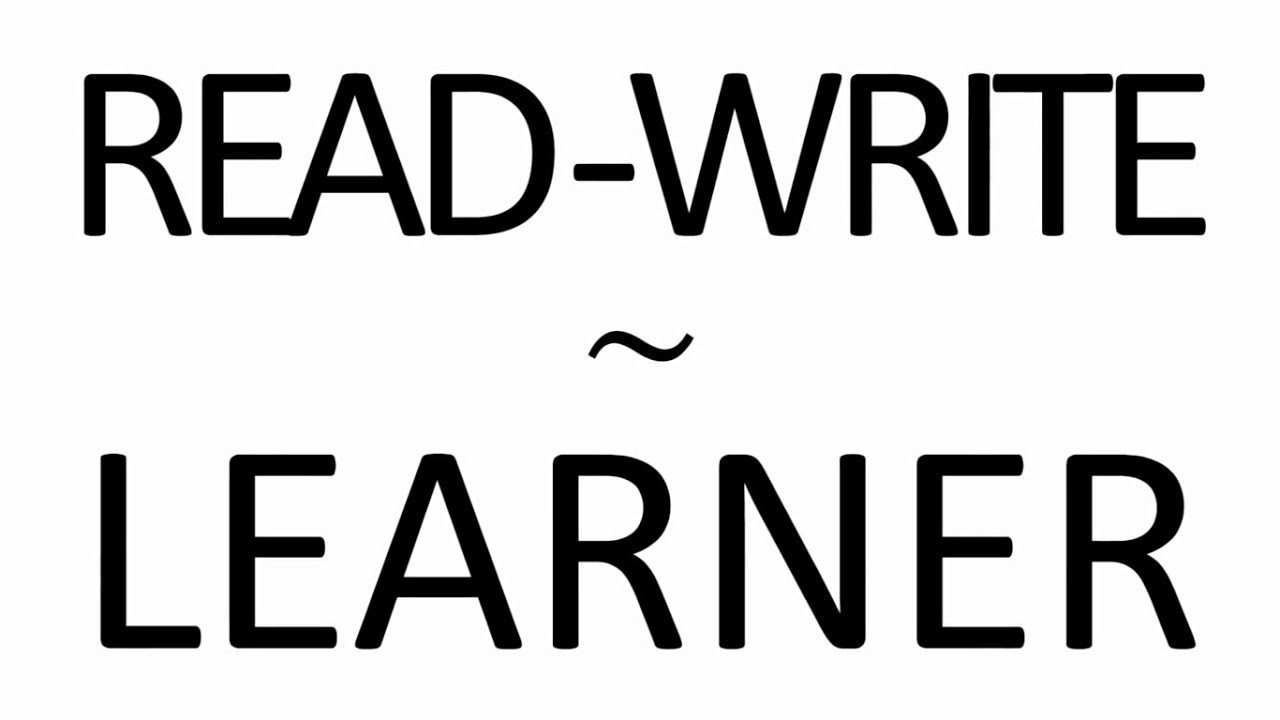 Readwrite Learner Read-Write Learner Tips