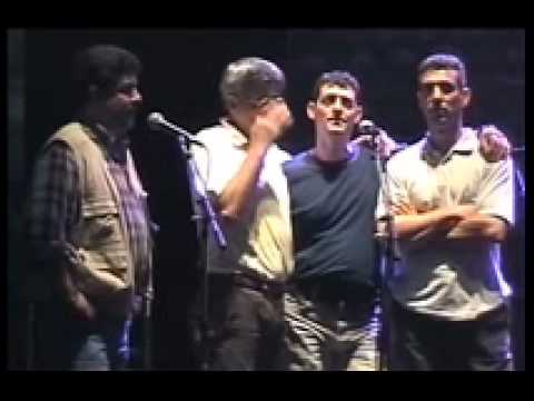 4 Tenore Santu Predu de Nugoro - Cantone De Amore (Cando ti apo intesu) - A sa seria